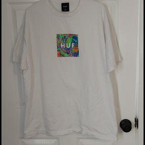 Huf mens t shirt size XL